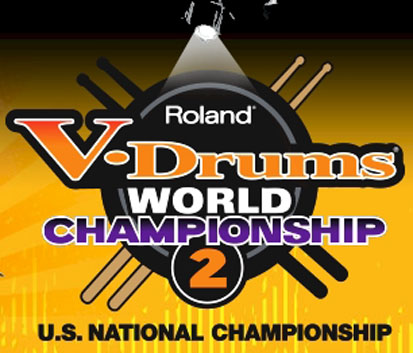 2013 Roland V-Drum Competition