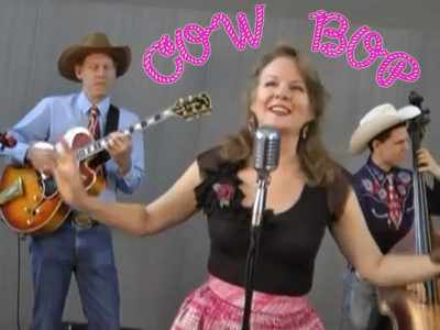 Cow Bop: Rose of San Antone