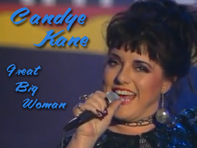 Candye Kane – Great Big Woman