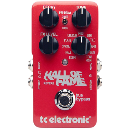 Hall of Fame Reverb Review