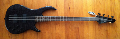 Peavey Millennium 4 AC Bass Review