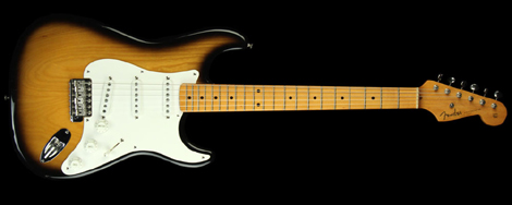 The Fender Stratocaster Turns 60