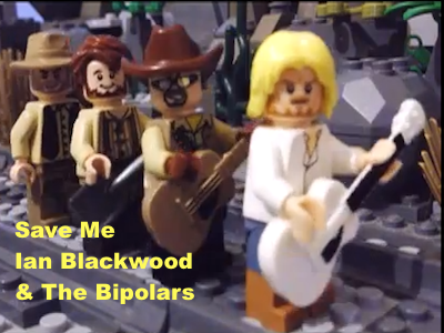 Save Me, by Ian Blackwood and The Bipolars