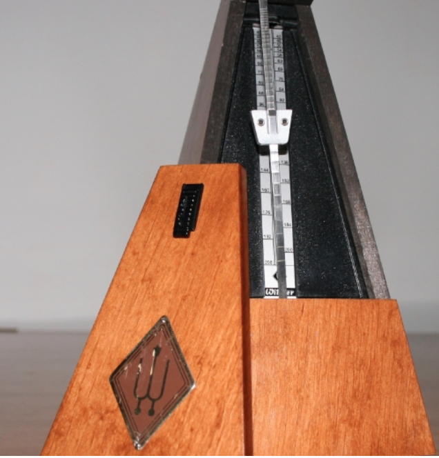 Tick, Tock, Click, Clock: How and Why To Use  a Metronome or Click Track