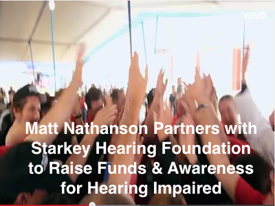 Raising Funds & Awareness for Hearing Impaired