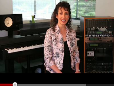 Vocal Tips From Lisa Popeil