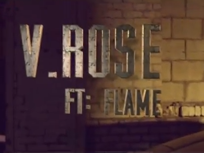 """BATTERY"" V. Rose feat. FLAME"