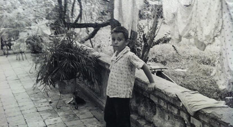 Fred as a boy in Cuba a 020414