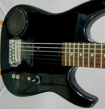 Synsonic electric guitar