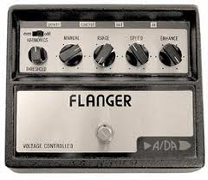 The ADA Flanger Pedal