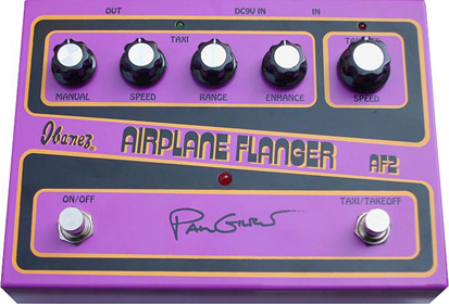The Ibanez Airplane Pedal