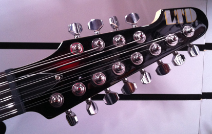 esp ltd 12 string headstock