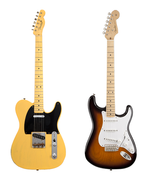 tele and strat 021314